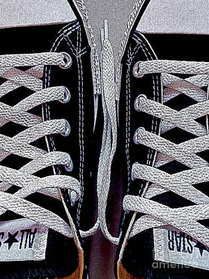 Memories On Chuck Taylors Poster