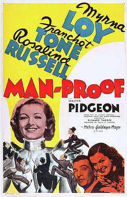 Man - Proof 1938 Poster