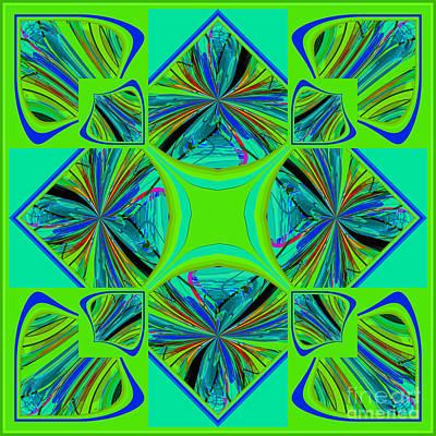 Mandala #7 Poster