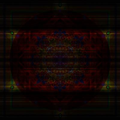 Mandala Of Womans Spiritual Genesis Poster by Stephen Lucas