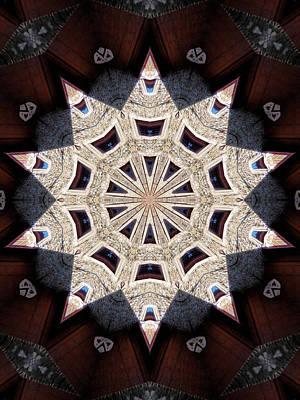 Mandala - Pattern 2 Poster by Lanjee Chee