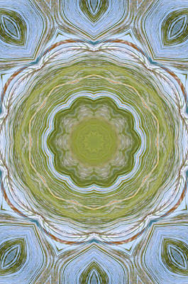 Mandala - Pattern 23 Poster by Lanjee Chee