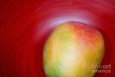 Mango Close-up Poster by Ray Laskowitz - Printscapes