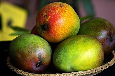 Mangos Poster