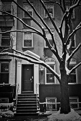 Manhattan Town House Poster
