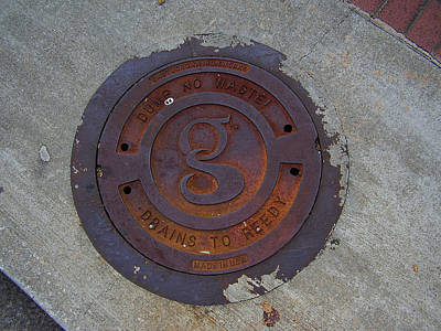 Manhole IIi Poster