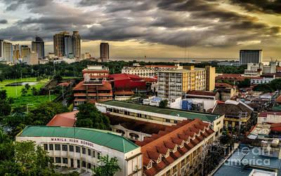 Manila High School Poster