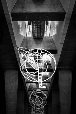 Man's Spheres Poster
