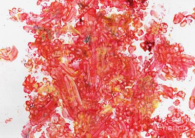 Maple Gold Poster by Antony Galbraith