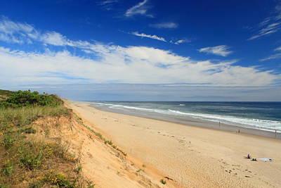 Marconi Beach Cape Cod National Seashore Poster