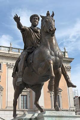 Marcus Aurelius Vii Poster