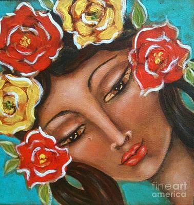 Maria Elena Poster by Maya Telford