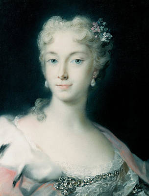 Maria Theresa, Archduchess Of Habsburg Poster