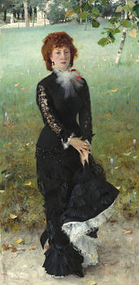 Marie Buloz Pailleron Poster