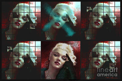 Marilyn 128 Wall Poster
