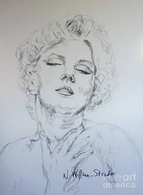 Marilyn, Feelings Poster