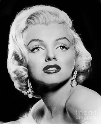 Marilyn Monroe 1957 Poster