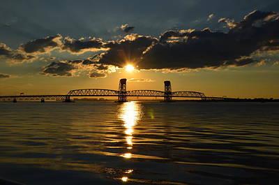 Marine Park Gil Hodges Bridge Poster