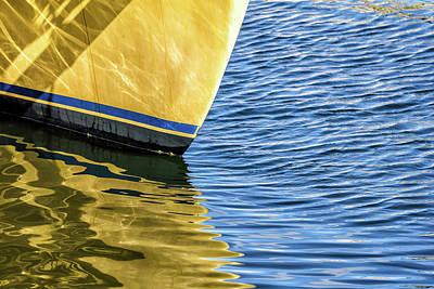 Maritime Reflections Poster