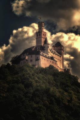 Marksburg Castle Poster by Hans Zimmer