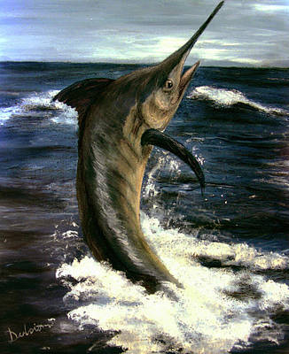 Marlin Poster