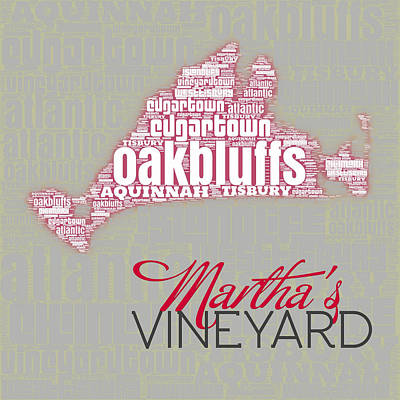 Martha's Vineyard 3 Poster