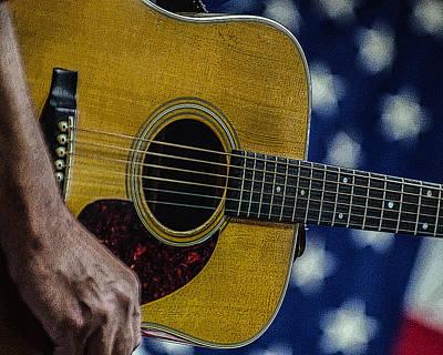 Martin Guitar 1 Poster