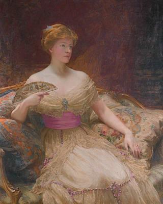 Mary Frances Mackenzie Poster