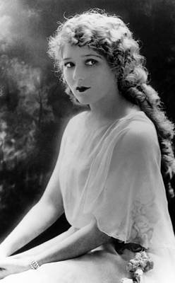 Mary Pickford, 1920s Poster