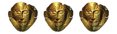Mask Of Agamemnon 3 Poster