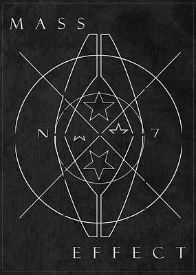 Mass Effect Poster by Nerds Retreat