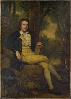 Master Rees Goring Thomas Poster by Attributed to Ralph Earl