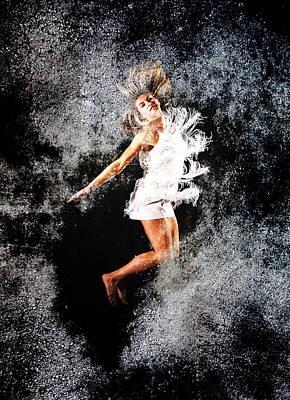 Maya Jump Poster by Svetlin Yosifov