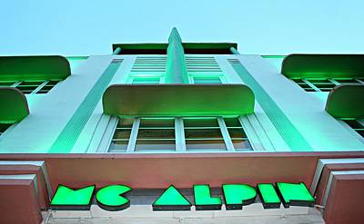 Mcalpin Hotel Poster
