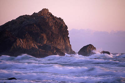 Mcclure's Beach Poster by Soli Deo Gloria Wilderness And Wildlife Photography