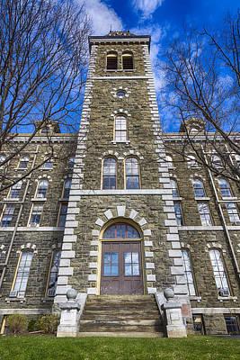 Mcgraw Hall - Cornell University Poster