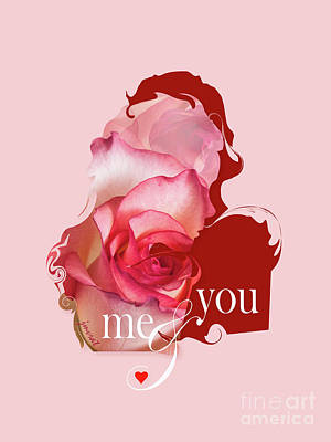 Yes Valentine  Me And You Poster