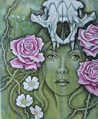 Medicinae Poster by Sheri Howe