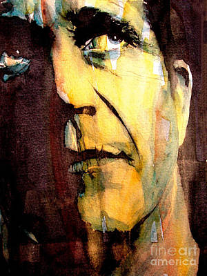 Mel Gibson Poster by Paul Lovering