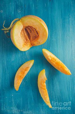 Melon Slices Poster by Jelena Jovanovic
