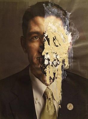 Melting Man Poster