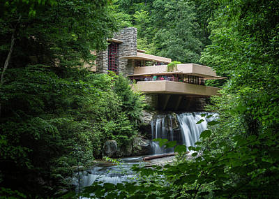 Memories Of Fallingwater - #2 Poster