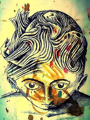 Mental Agitation Poster