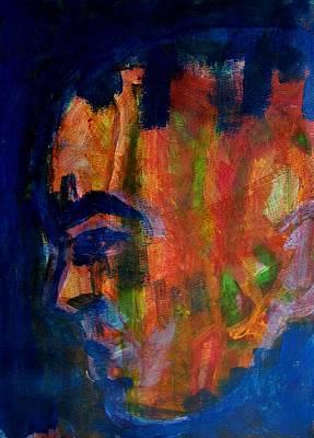 Mental Illness Poster by Judith Redman