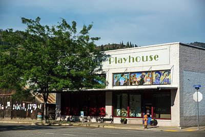 Merc Playhouse In Twisp Poster