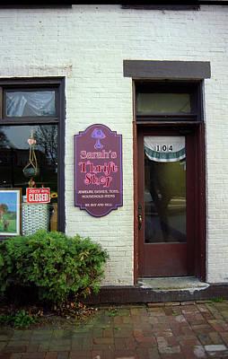 Mercer, Pa - Thrift Store 2008 Poster