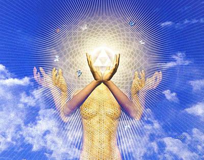 Merkaba Awakening Poster