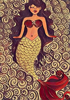 Mermaid Dreams Poster