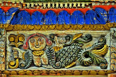 Mermaid-minx. Very Ancient. Sexy. Poster