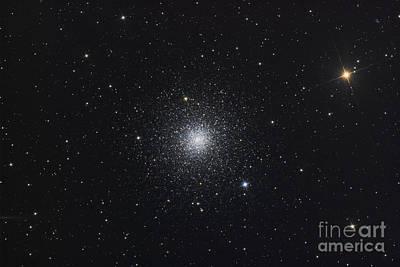 Messier 3, A Globular Cluster Poster